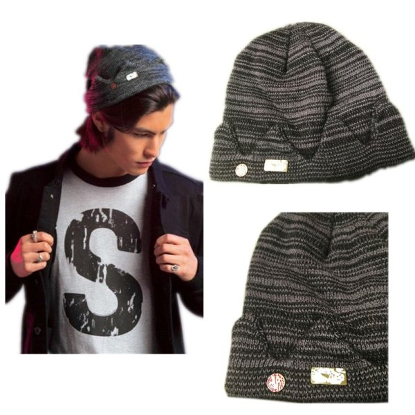 In stock Jughead Jones Riverdale Cosplay Beanie Hat Hot Topic Exclusive Crown Knitted Cap 1