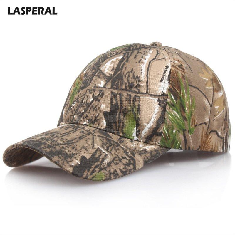 02abd06c9f LASPERARL Hiphop Baseball Cap For Men Camo Tactical Caps Male Adjustable  High Quality Bone ...