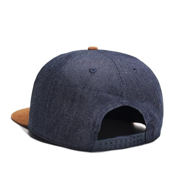 MNKNCL High Quality Snapback Cap MEGA Embroidery Brand Flat Brim Baseball Cap Youth Hip Hop Cap and Hat For Men and Woman 6