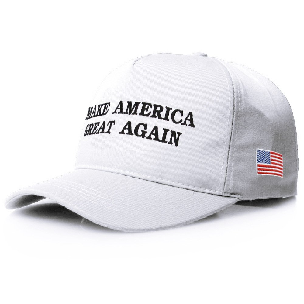 Make America Great Again Hat Donald Trump Cap GOP Republican Adjust  Baseball Cap Patriots Hat Trump for President ... 06384dce8920