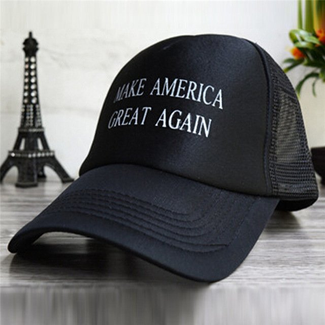 Make America Great Again Hat Donald Trump Cap GOP Republican Adjust Mesh Baseball  Cap patriots Hat Trump for president HO935046 99daec714f95
