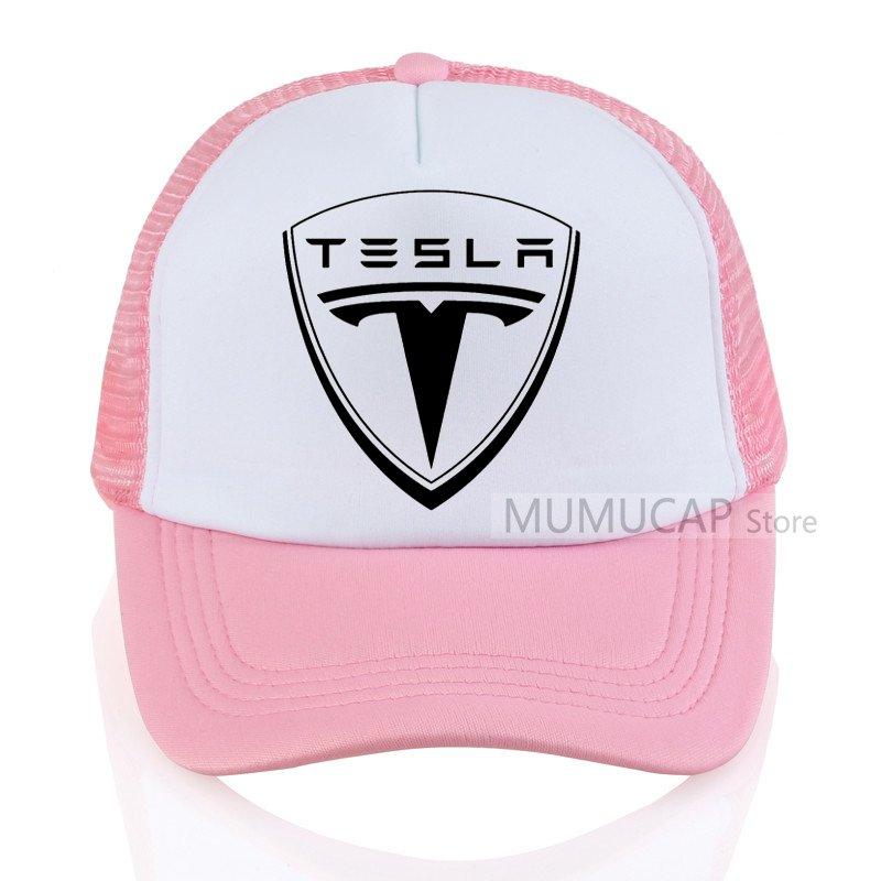 7cd485e8fb5 Tesla Motors Logo Adjustable Unisex Baseball Hat Summer Fashion Baseball Cap