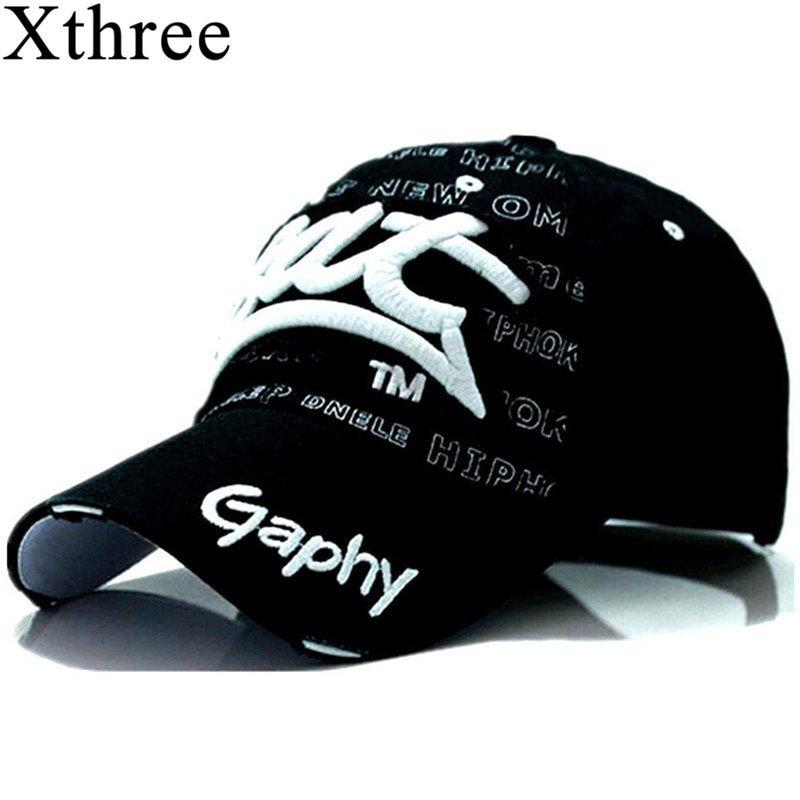 eafdd0756b9 Xthree wholesale snapback hats baseball cap hats hip hop fitted cheap hats  for men women ...