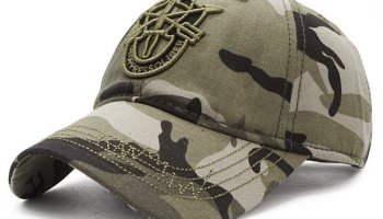 LIBERWOOD US Tactical Hats 101ST AIRBORNE SCREAMING EAGLE Cap Air