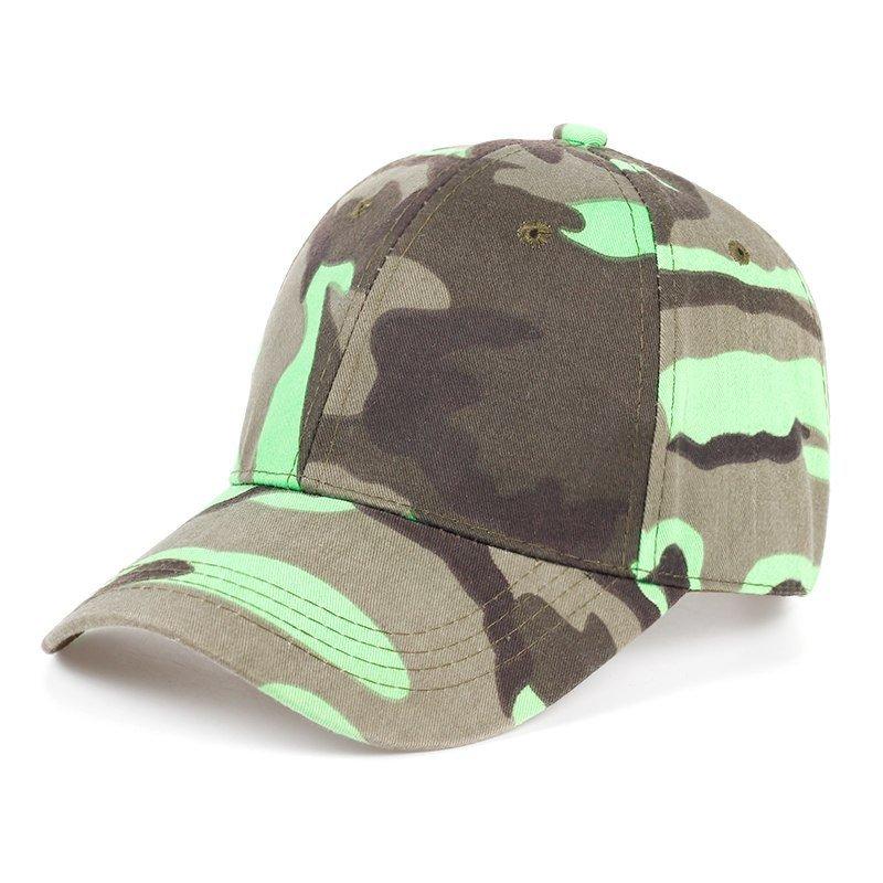 e285e4b41ef 2018 new Camo Baseball Cap Men Tactical Caps Camouflage Snapback Hat ...