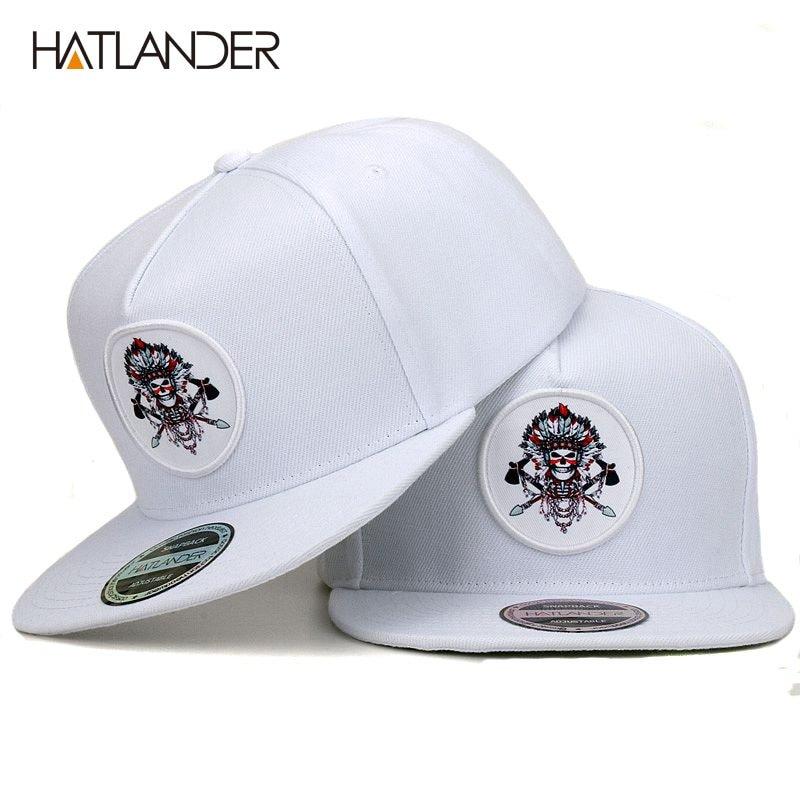 a522c4e4d HATLANDER]5 panel white baseball caps men women sports hats bone ...