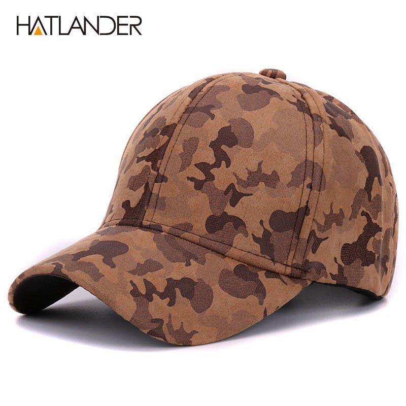 09979e7762d ... Suede camouflage baseball caps for women mens outdoor hats winter  snapback bone gorras cotton camo caps unisex. Sale! 🔍.  https   capshop.store