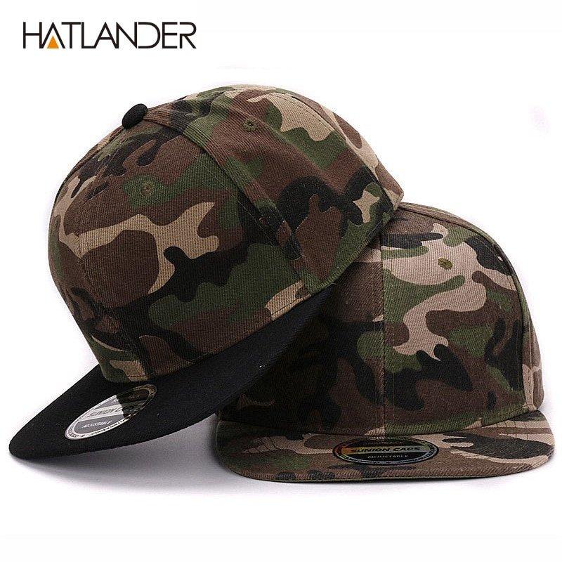 New Camouflage Camo Costume Adjustable Snapback Batman flat baseball Hat cap