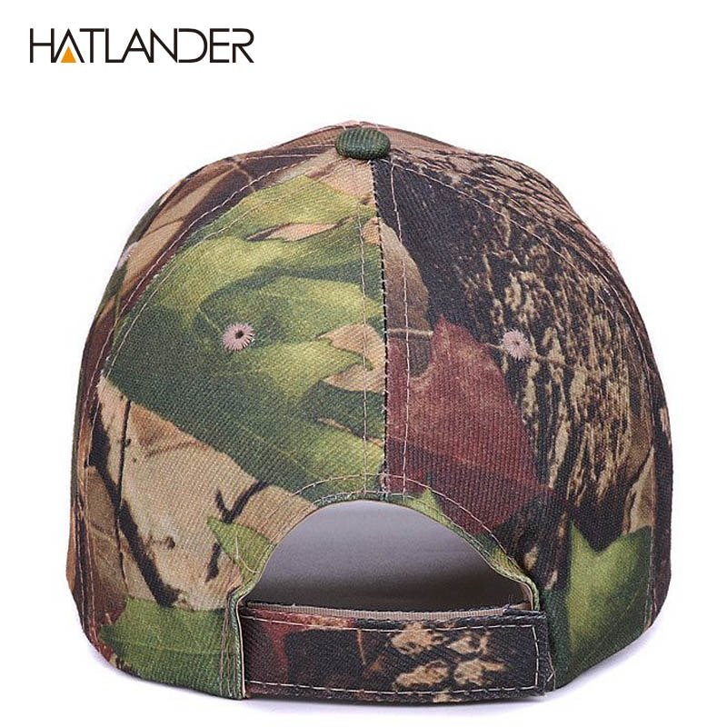 HATLANDER FIRE letters sports caps camo outdoor curved fishing hats ... c859b85abbf