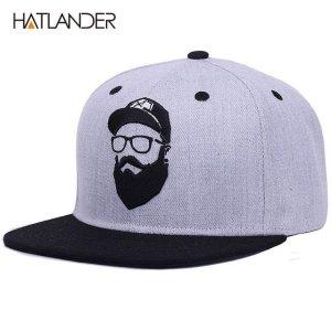 HATLANDER Top Quality Caps