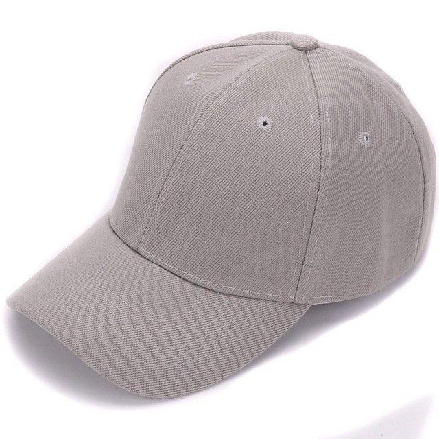 HATLANDER Plain solid baseball caps outdoor sports hats bone ... ed78835feb5b