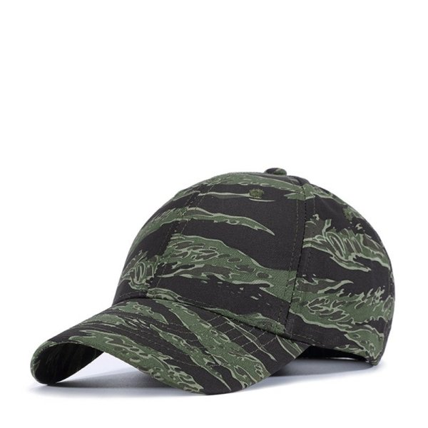 Yienws Dad Hats Camouflage Baseball Caps for Men Bone Army Green Baseball Cap Camo Tactical Cap Unisex Trucker Hat YIC667 2
