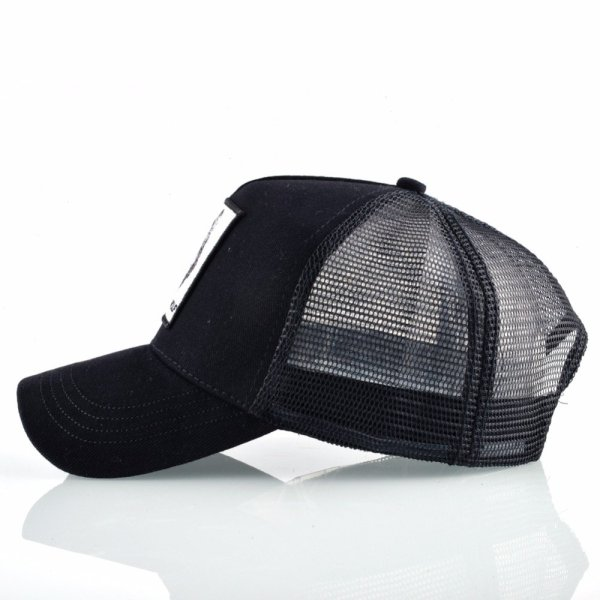8 Kinds of embroidery animal Baseball Caps men Breathable Mesh Snapback caps Unisex sun hat for women bone Casquette Hip Hop cap 2020 6