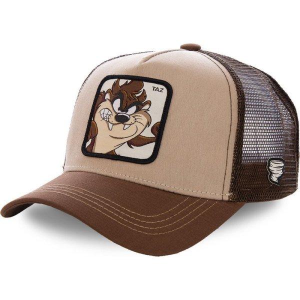 2020 High Quality  Animal TAZ Embroidery 6 Colours Snapback PICCOLO Cotton Baseball Cap Men Women Hip Hop Dad Mesh Hat Trucker Hat 2