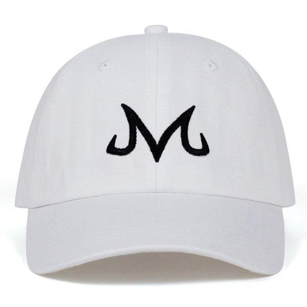 High Quality Brand Majin Buu dad hat Cotton Baseball Cap For Men Women Hip Hop Snapback Cap golf caps Bone Garros 10