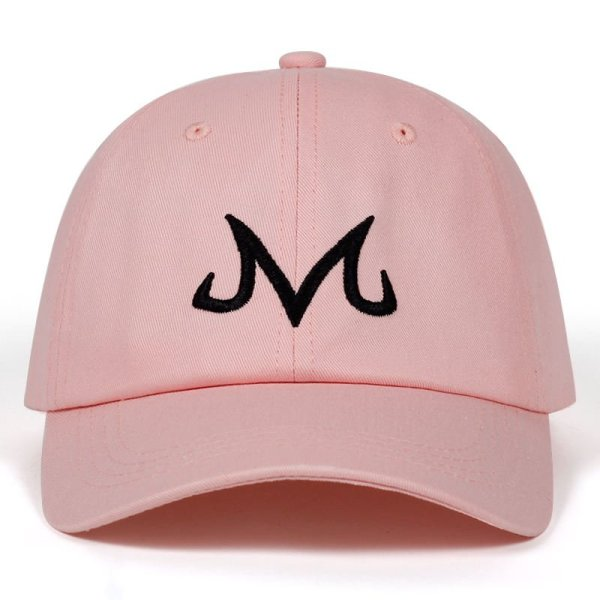 High Quality Brand Majin Buu dad hat Cotton Baseball Cap For Men Women Hip Hop Snapback Cap golf caps Bone Garros 12