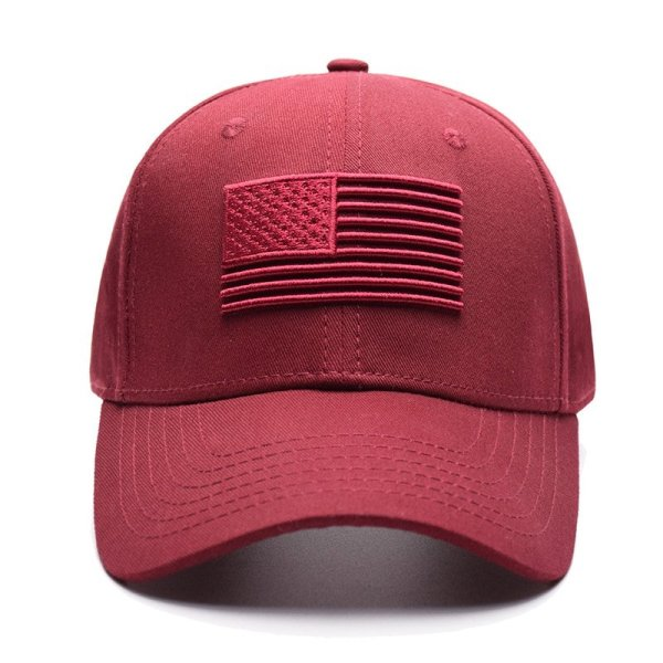 High Quality USA Flag Baseball Cap Men Women Eagle Snapback Dad Hat Bone Outdoor Casual Sun Golf Hat Trucker Snapback Cap Gorras 6