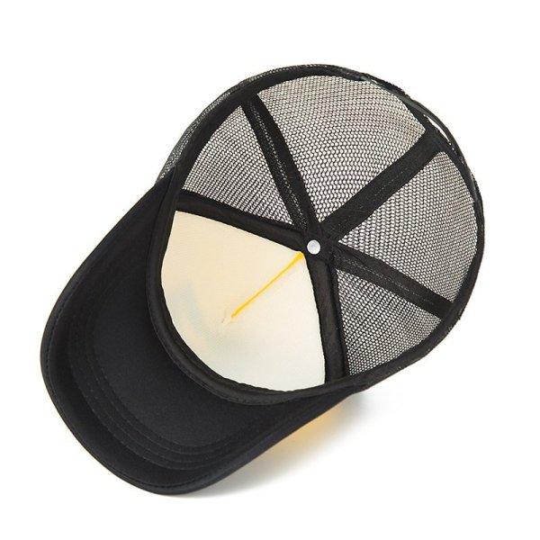 2020 Baseball Cap For Women Men Mesh Cap Snapback Hat Bone Adjustable Baseball Cap Hat Wholesale 6