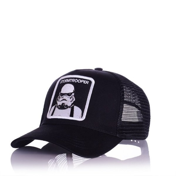 2020 Men's New Baseball hats Animal  Embroidery High Quality Comfortable Breathable Adjustable Women's Universal caps for man 4