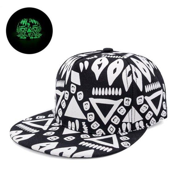 2020 New Fashion Fluorescence Baseball Cap Women Men Snapback Caps Luminous Gorras Sport Casquette Hip Hop Cap Hat Drop Shipping 4