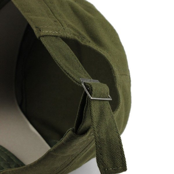 FETSBUY Adult Gorras High quality Washed Cotton Adjustable Solid Color Military Hat Unisex German Army Caps Baseball Hats 10