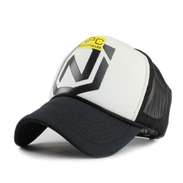 FETSBUY Summer Breathe Freely Mesh Baseball Cap Trucker Cap Fitted Men Casquette Hats For Women Bone Cap 2017 Wholesale 4
