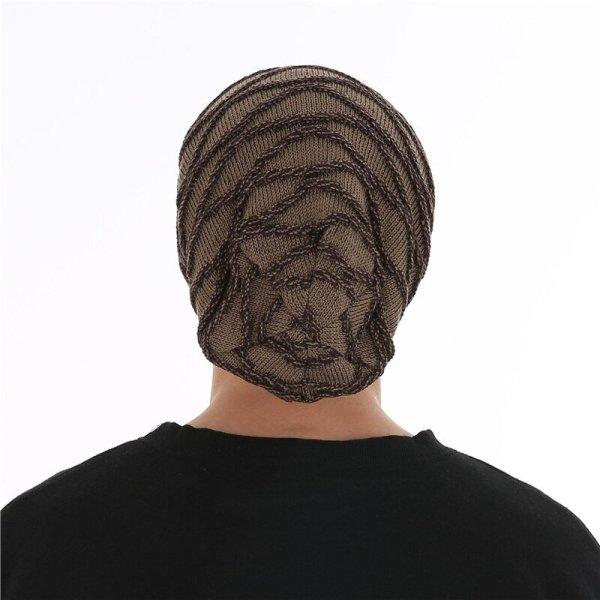 FETSBUY Unisex Bonnet Beanies Autumn And Winter Hat Skullies Hats For Men Women Add Velvet Warm Casual Beanie Gorros Muts #19008 6