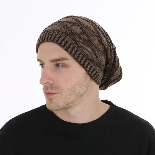 FETSBUY Unisex Bonnet Beanies Autumn And Winter Hat Skullies Hats For Men Women Add Velvet Warm Casual Beanie Gorros Muts #19008 2