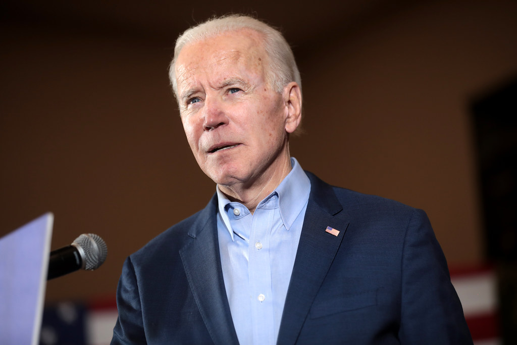 Joe Biden, der (aktuelle) Wahlsieger