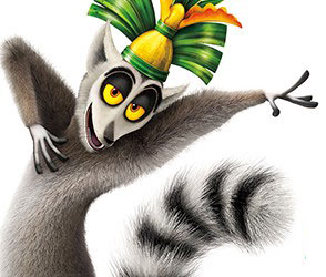 Madagascar Cast List