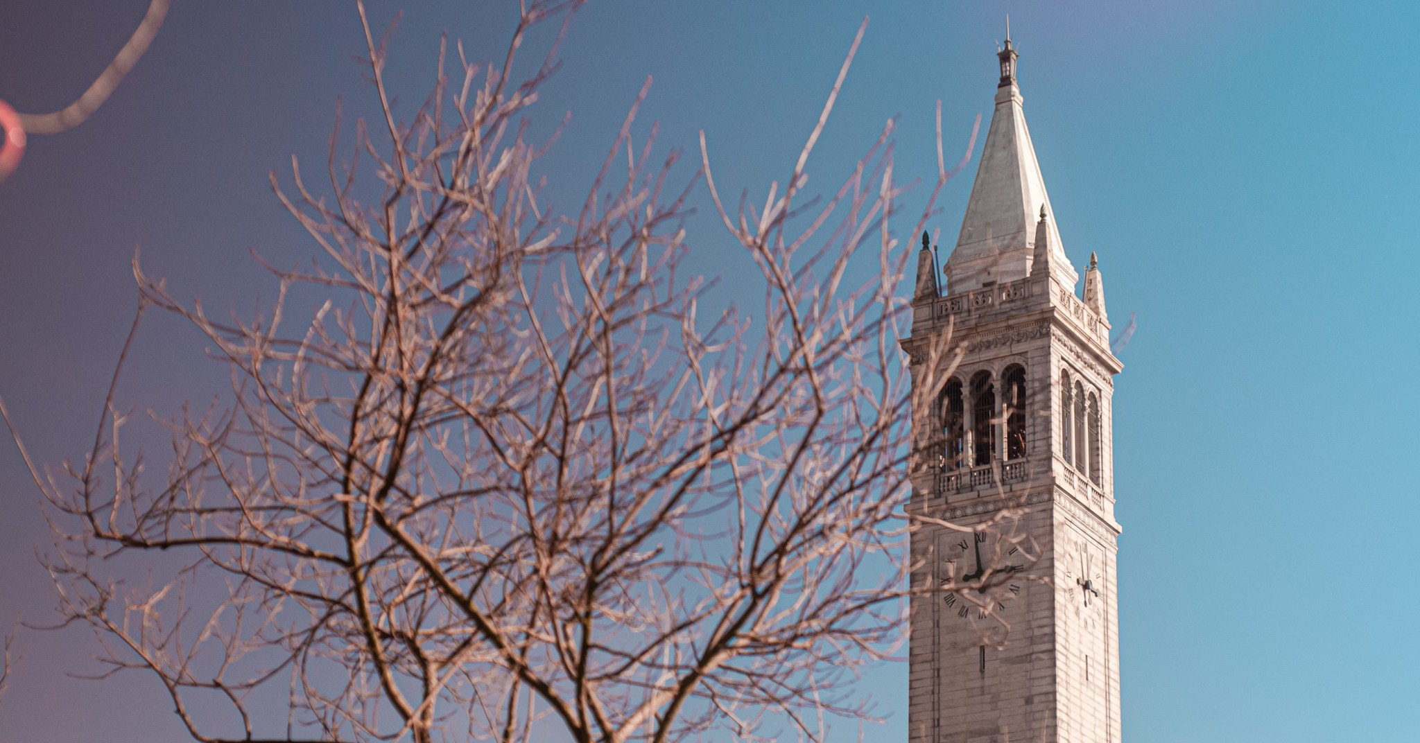 sather tower, campanile, UC Berkeley