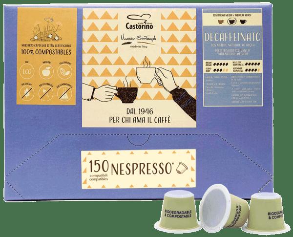 Caja Nespresso Descafeinado
