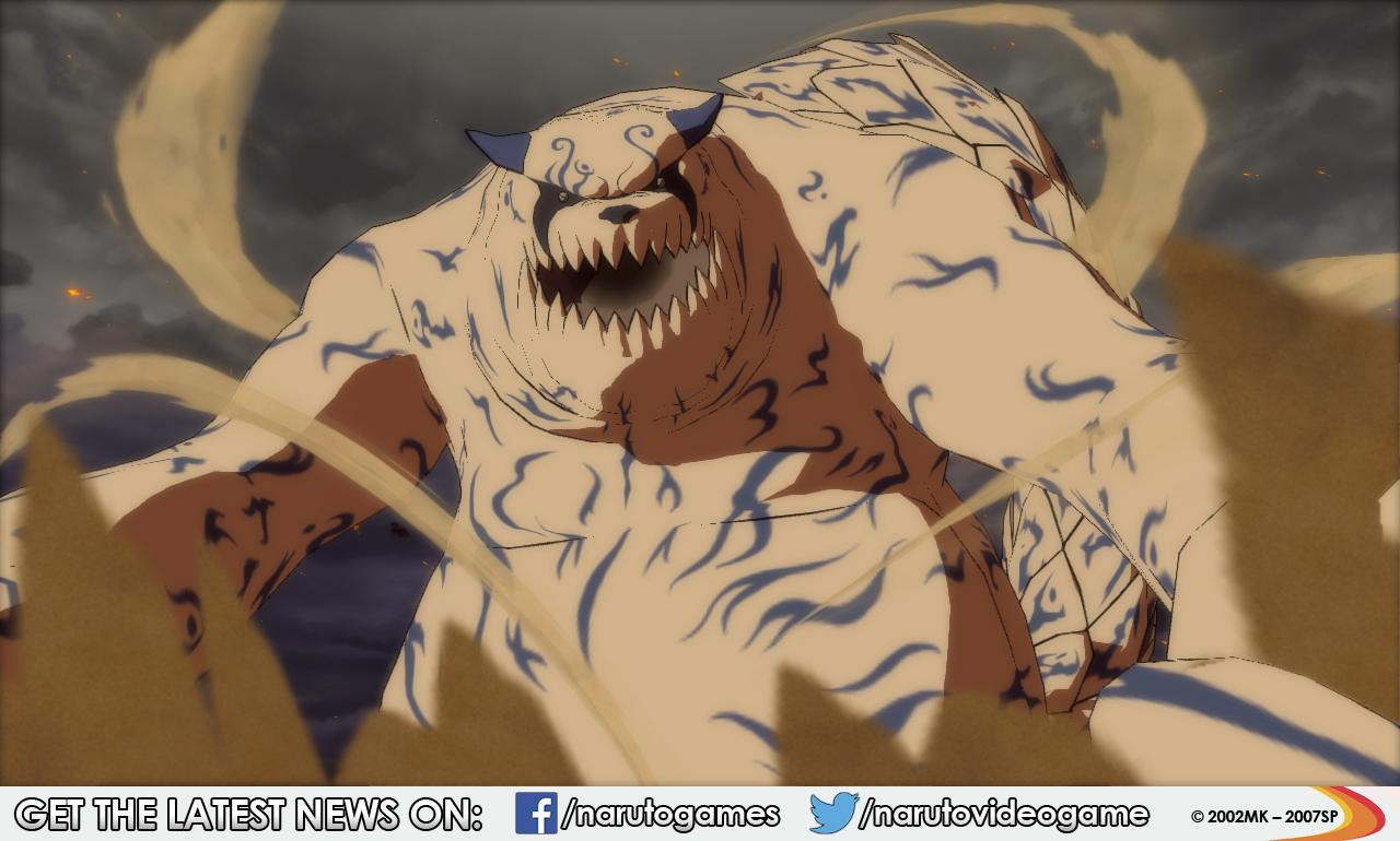 Naruto Storm Revolution's Gaara Receives New Awakening