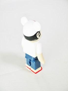 Bearbrick 100 S33 Hero Tonkatsu DJ Age-Taro 07