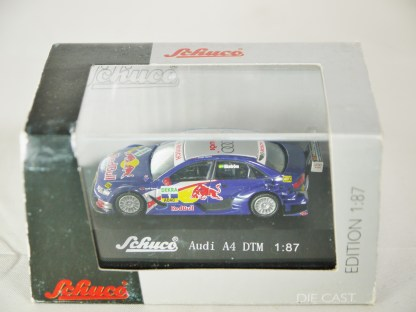 Dickie Schuco 1-87 Audi A4 DTM Red Bull 11