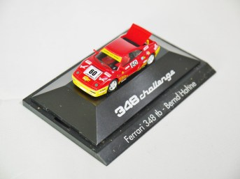 Herpa GmbH - 1-87 Motorsport Collection 348 challenge Ferrari 348 tb - Bernd Hahne - No. 60 - 03