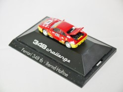 Herpa GmbH - 1-87 Motorsport Collection 348 challenge Ferrari 348 tb - Bernd Hahne - No. 60 - 08