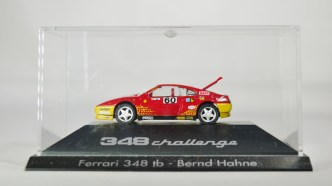 Herpa GmbH - 1-87 Motorsport Collection 348 challenge Ferrari 348 tb - Bernd Hahne - No. 60 - 09
