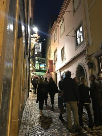 Sintra streets