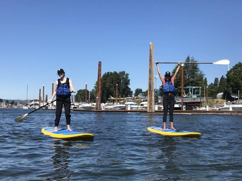 portland standup paddleboard