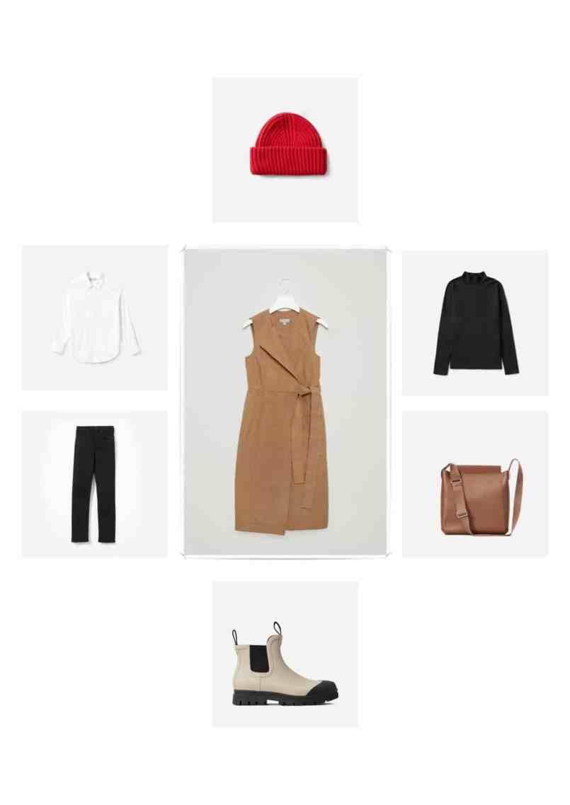 one vest three ways