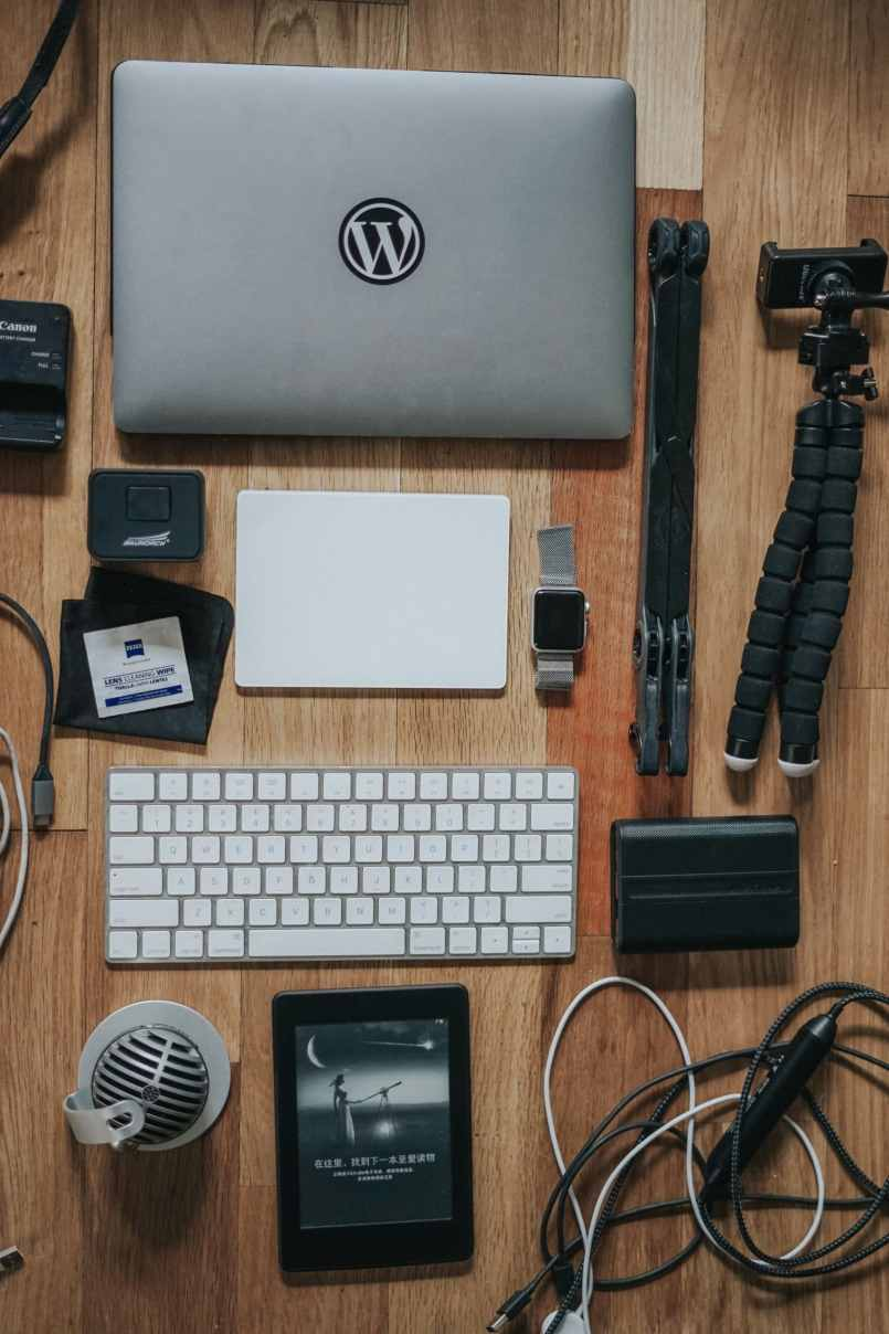 what's in my tech bag