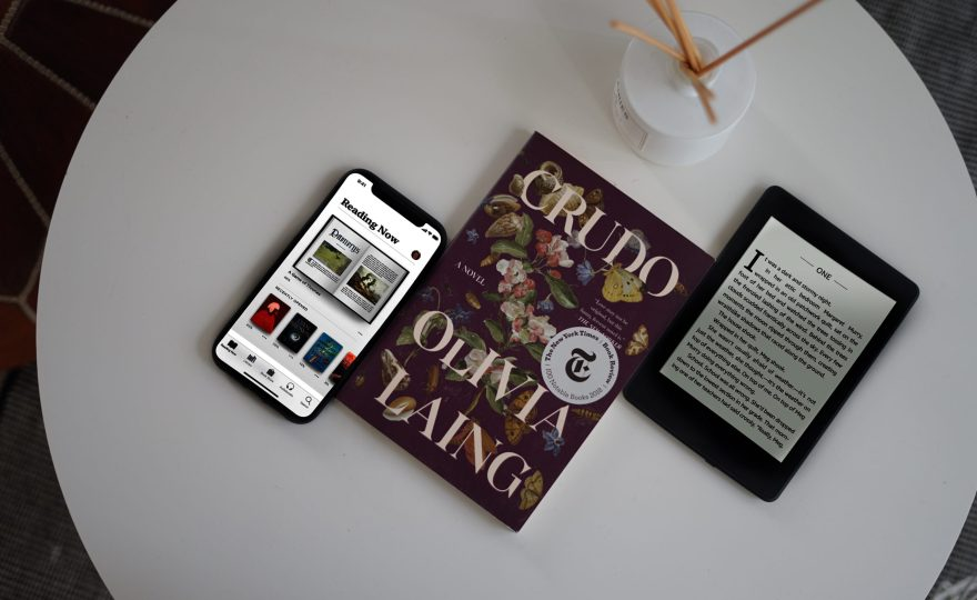 eReader and eBook