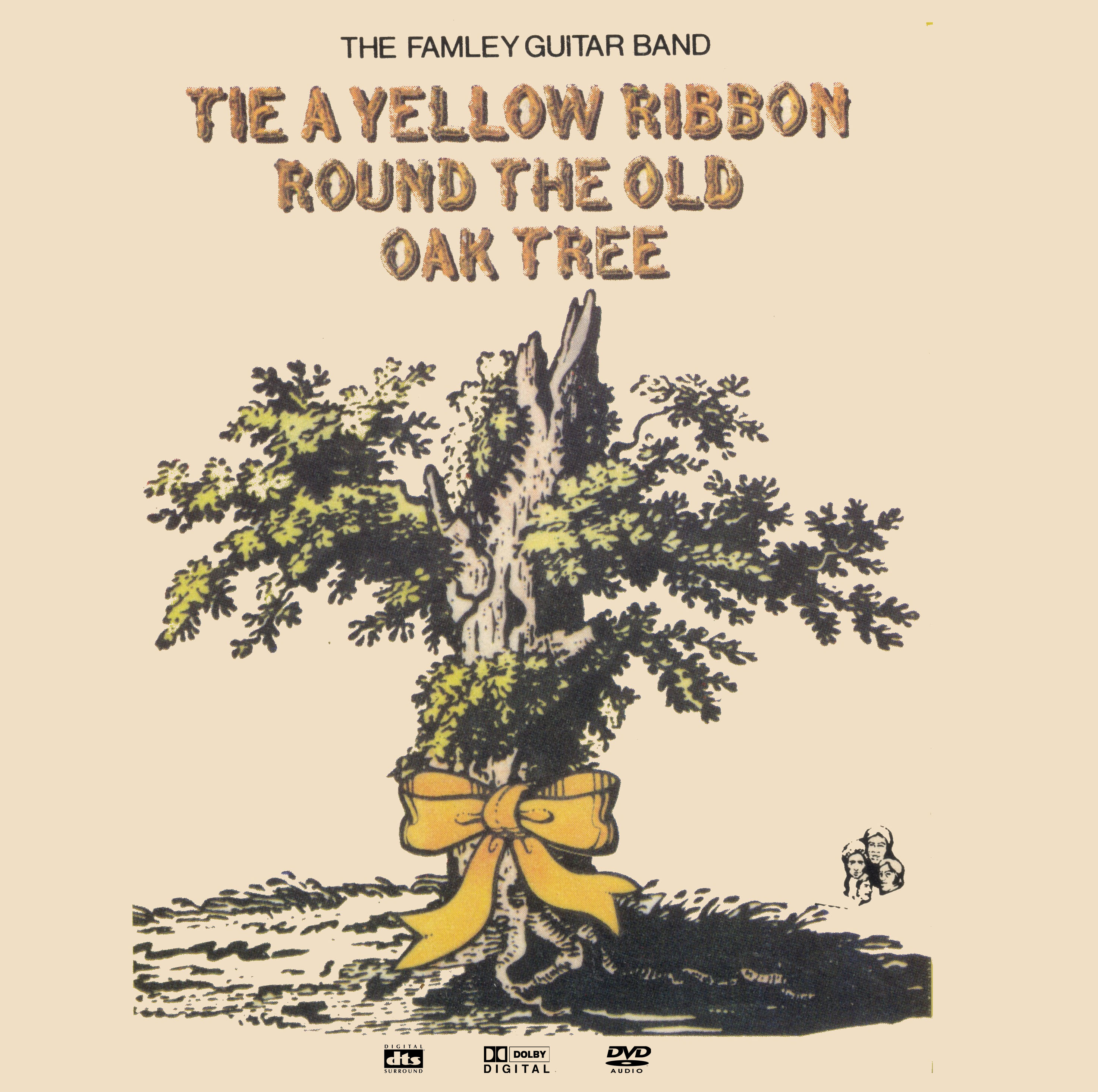 The Famley Guitar Band Tie A Yellow Ribbon Round The Old Oak Tree