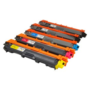 Brother new Compatible toner TN 251 & TN 255 bundle