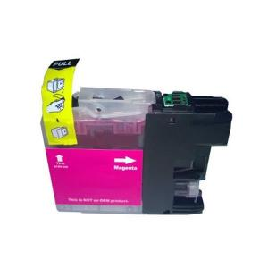 Brother LC 133 Magenta ink cartridge
