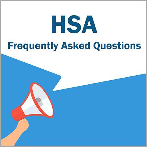 HSA FAQs