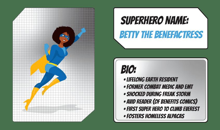 Betty the Benefactress Bio