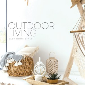 Outdoor Living Easy Home Style Book
