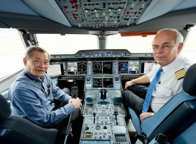 How do I become an Airline pilot in Singapore